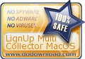 lignup multicollector macos clear award