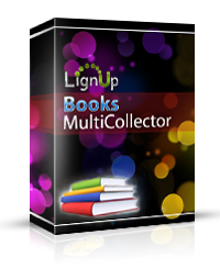 Books Multi Collector Box