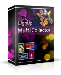 LignUp Multi Collector Box