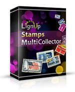 Stamps collecting program